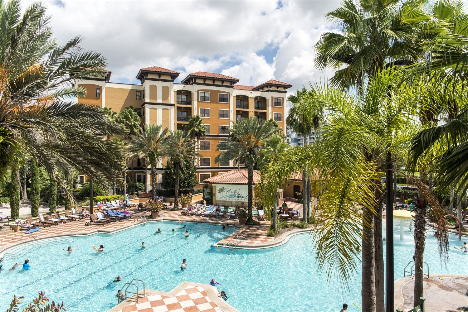 Floridays Orlando Resort Pool